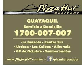 Pizzeras en Ecuador Pgina 1