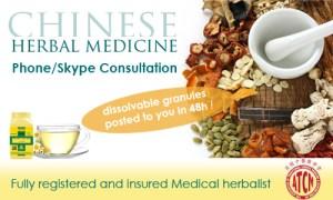 herbal medicine phone consultation