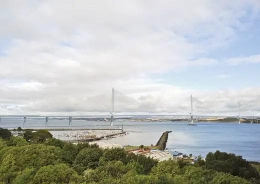 Queensferry Crossing Scotland