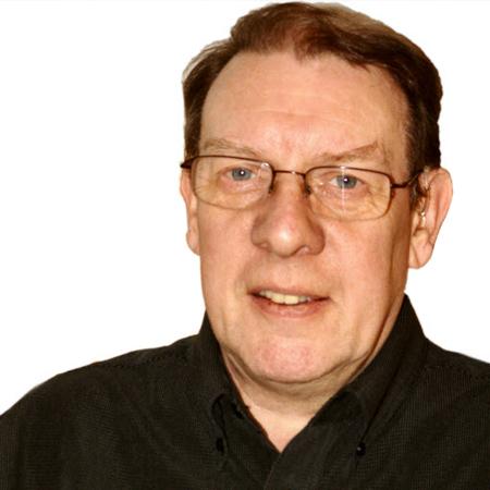 Profile photo of Rev David Andrew