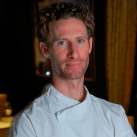 Chef proprietor Jason Gallagher