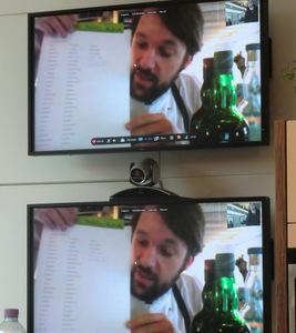 Rene Redzepi and his list of pickles