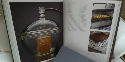 The Big Fat Duck Cookbook is really big and totally luscious.