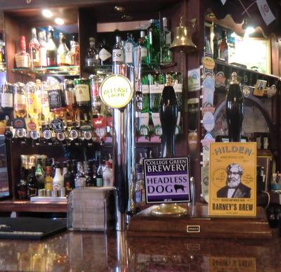John Hewitt Pub Belfast