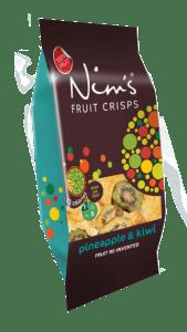 Photo courtesy of Nims Fruit Crisps