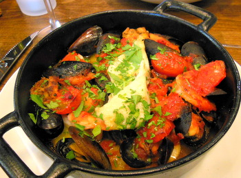 Zizzi's Fish Stew