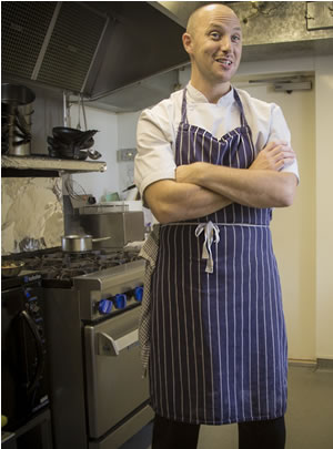 Craig Wood - Chef Proprietor, the Wee Restaurant