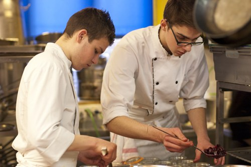 Budding Chefs 2013. photo Damien Corentin