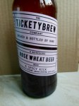 Tickety Brew Rose Wheat Beer
