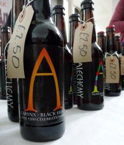 Alechemy Beer