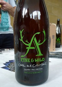 A collaboration between Fyne Ales and Wild Beer