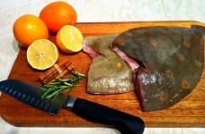 Don't these ingredients look inviting for our plaice recipe