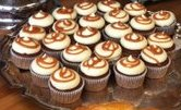 Mini Sticky Toffee Pudding Cupcakes