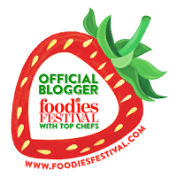 Official Blogger Foodies Festival
