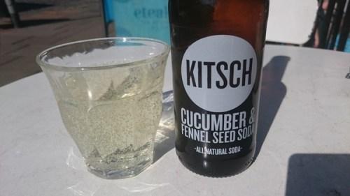 Kitsch Soda Cucumber & Fennel