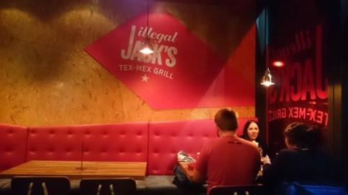 Inside Illegal Jack's
