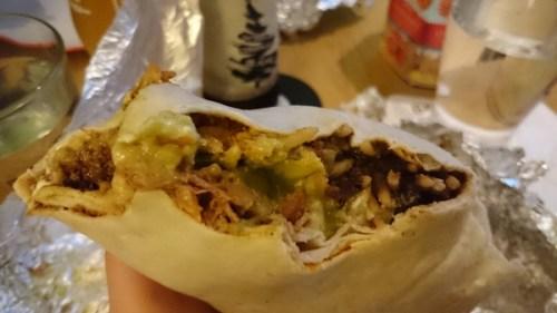 Carnita Burrito
