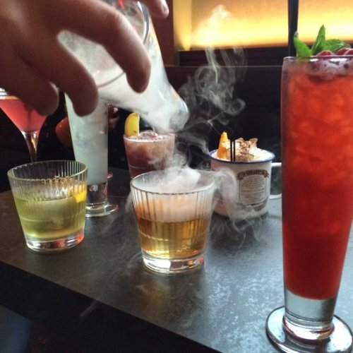 Cocktails with a Twist at Malmaison