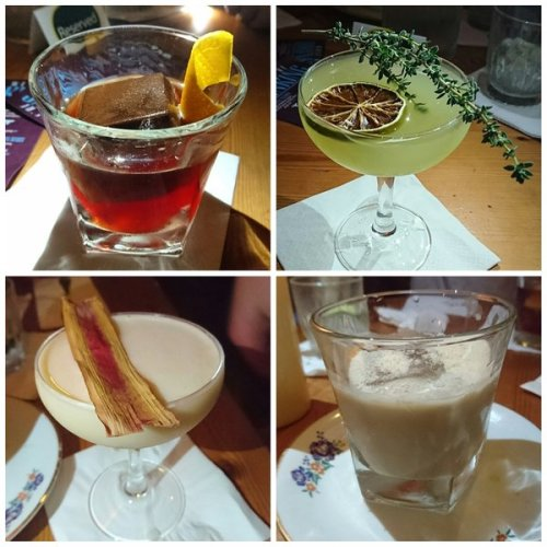 Winter Cocktails at Hamilton's