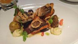 Sea Bass Stockbridge Restaurant