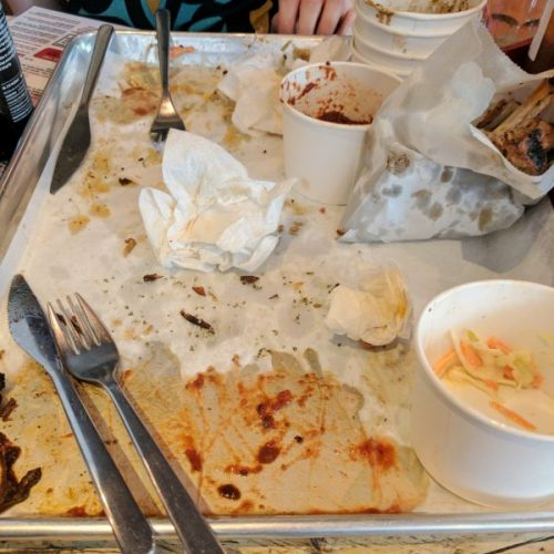The evidence: we demolished that fest!