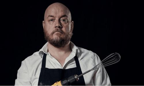 George Egg: DIY Chef - a 5 Star Fringe Show