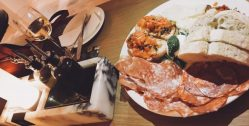 Piatto Antipasta at Vapiano - the perfect sharing platter