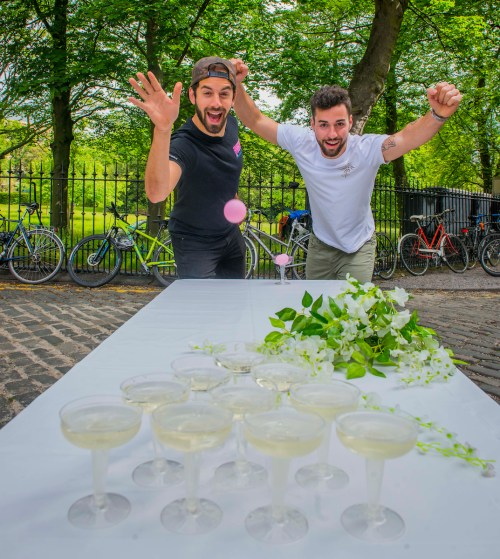 Prosecco Pong Contest 2018 - copyright - Chris Watt