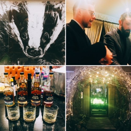 The Glen Moray Old Fashioned Masterclass with Neil and Joel of World's Best Spirits