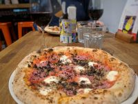 Colourful, funny with very good dough: I give you Pizza Geeks.