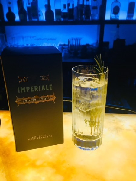 Zonin's new Imperiale Gin