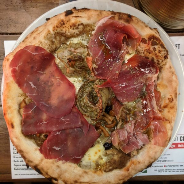 Special Ii At Pizza Posto Edinburgh Foody