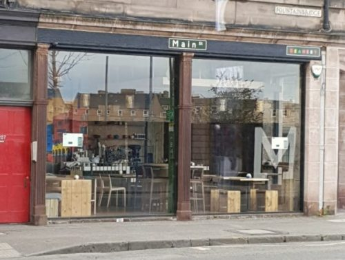 Main Street Beanery is facing competition from the café at The Printing Works.