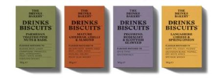 Drinks Bakery Drinks Biscuits - Great Drinks Deserve Great Snacks