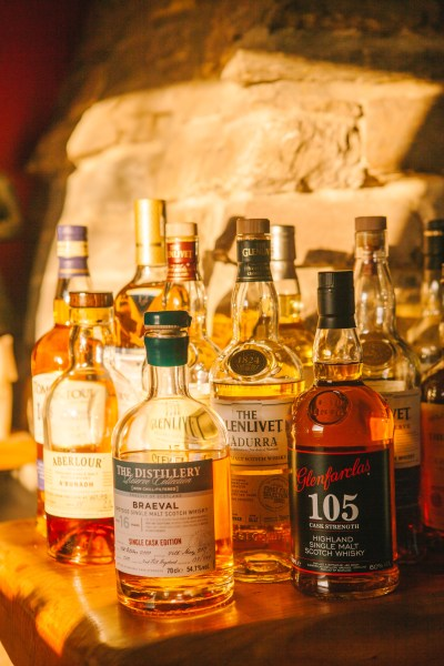Combining global flavours with the whiskies and natural larder of Scotland is the subject of Spirit & Spice by Ghillie Basan
