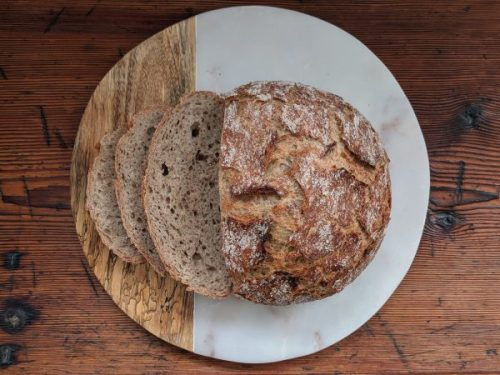 Pain Facile Easy And Satisfying Bread Edinburgh Foody