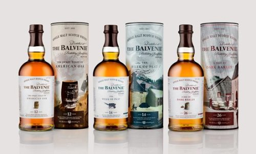 The Balvenie Stories - whiskies with a tale to tell