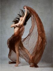 Movement Series-Flourish by Fiona Spence
