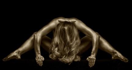 Gold stretch-4