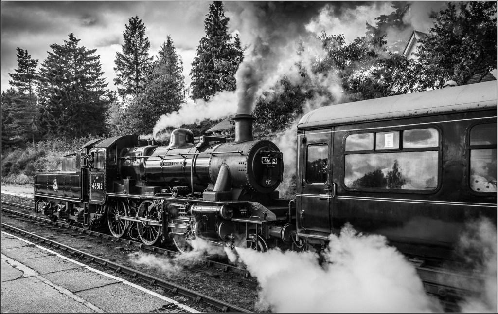 Days of Steam by George Milligan