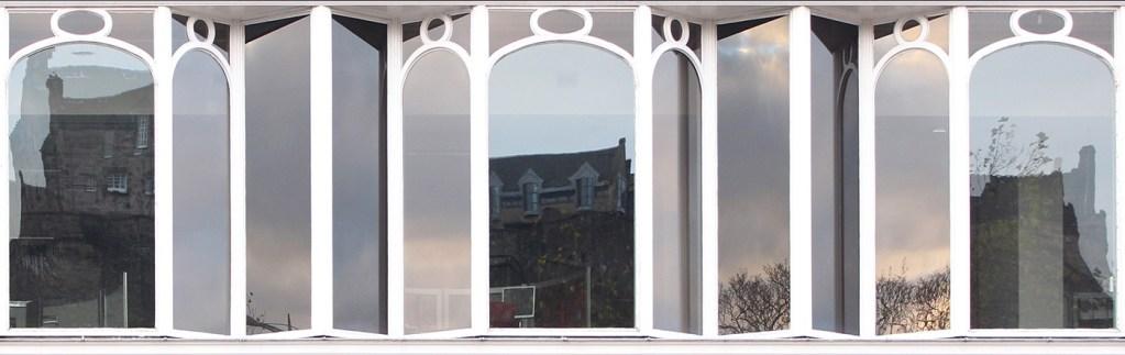 06_Castle windows by Isobel Lindsay