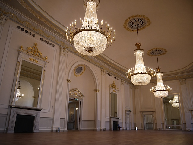 Edinburgh  FEATURE  The Assembly Rooms George Street