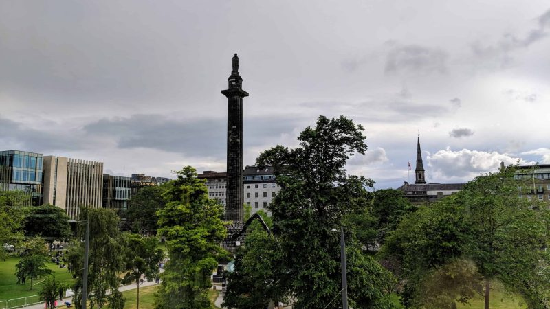 St Andrew Square – Its history and What's on Now