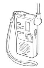 無線機 受信取扱説明書