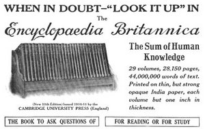 Encyclopedias around the World