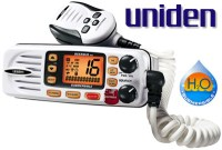 VHF MARINE RADIO WITH DIGITAL SELECTIVE CALLING