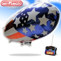 RADIO CONTROL STARS & STRIPES BLIMP