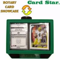 ROTARY CARD SHOWCASE
