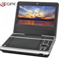 8.0 INCH PORTABLE DVD PLAYER