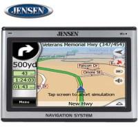 PORTABLE CAR GPS NAVIGATOR